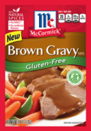 Gluten-Free Brown Gravy Mix