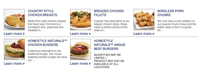 Gluten free chicken- Gluten Free Regina