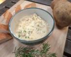 Baked Potato soup- Gluten Free Regina