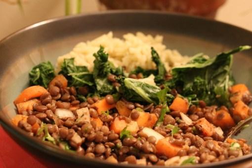 Lentil Salad   Gluten Free Soy Free Vegan