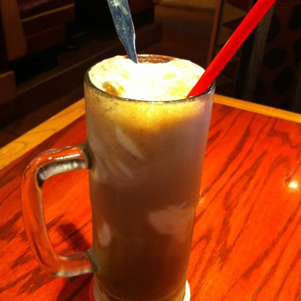 Red Robin Root Beer Float