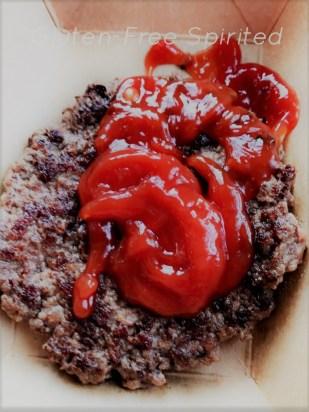 Wayback Burger hamburger