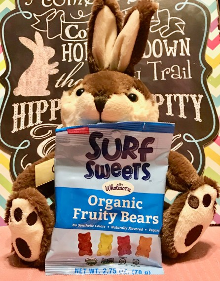 Surf Sweet Organic Fruity Bears