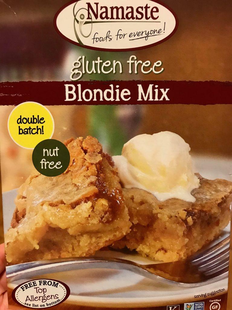 Namaste Blondie Mix