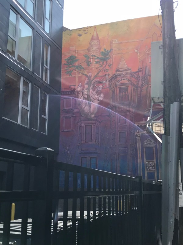 Mural in Chicago