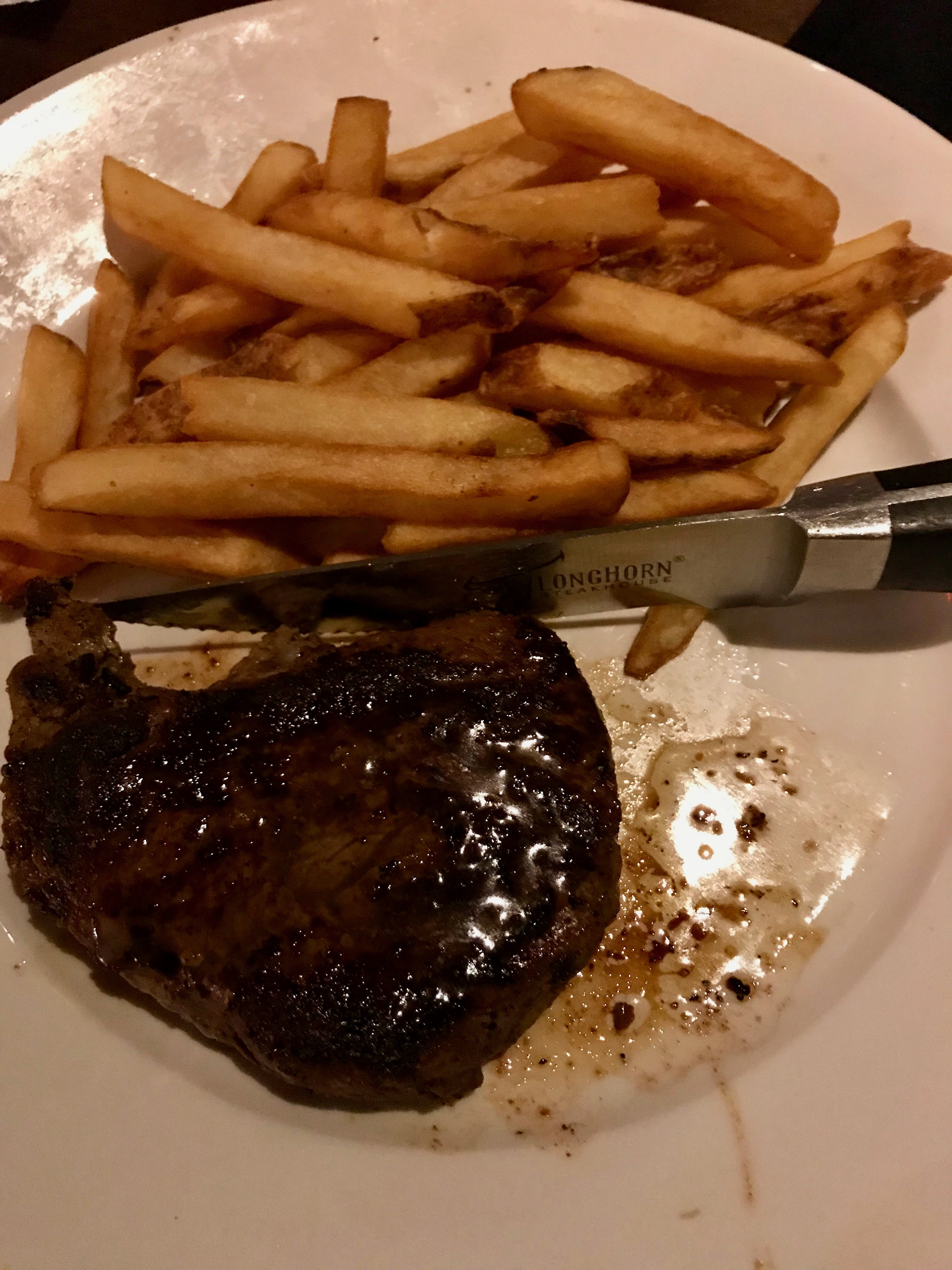 LongHorn 6 oz. Renegade Steak