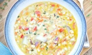 Gluten-free Corn Chowder