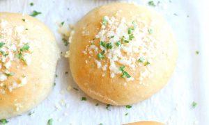 GLuten Free Garlic Rolls