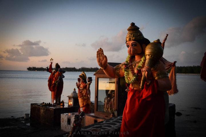 Hindu_Tempel_Strand_Mauritius