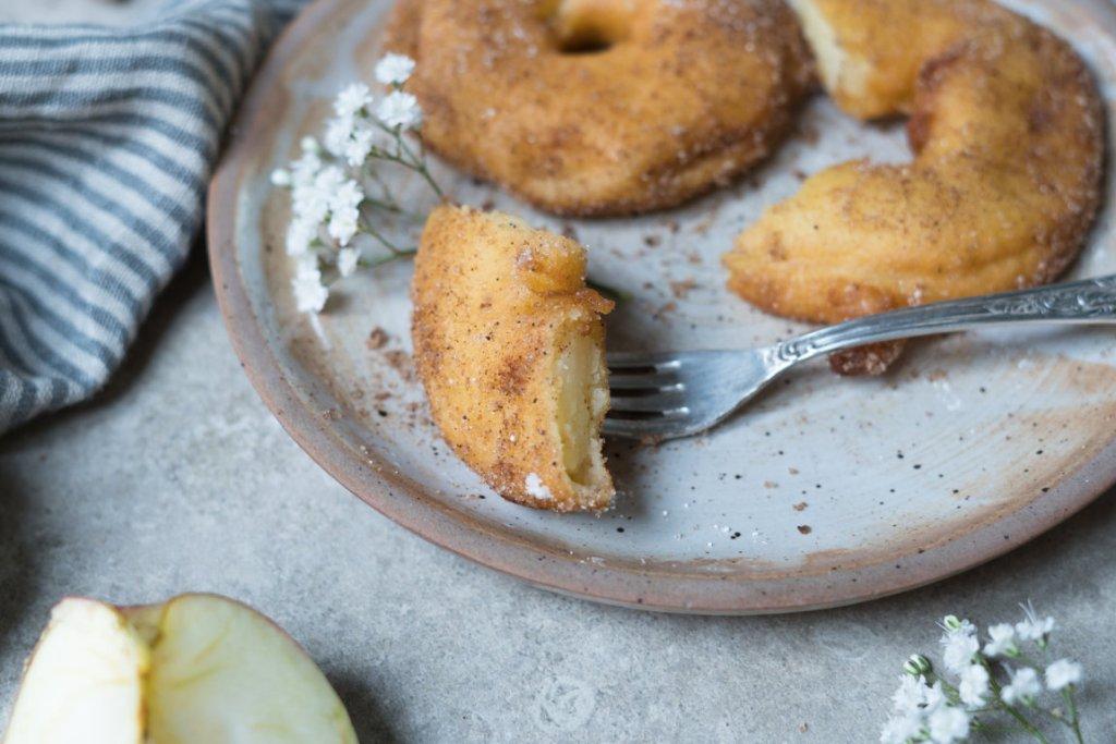 glutenfreie Apfelkückle passen perfekt zum Herbst!