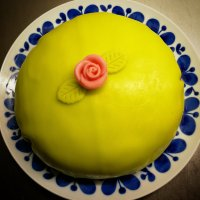 Prinsesstårta 🎉❣️