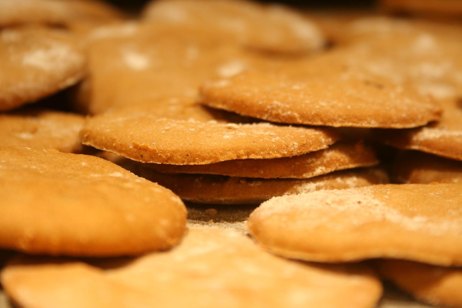 Glutenfrie pepperkaker uten melk