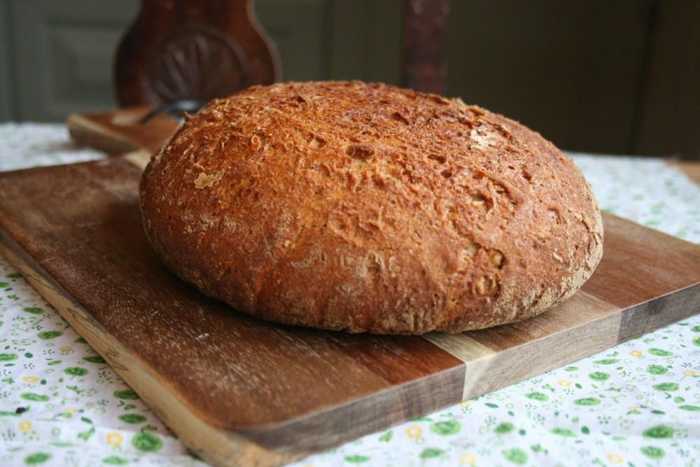 kanelsnurrer og teff-brød 073