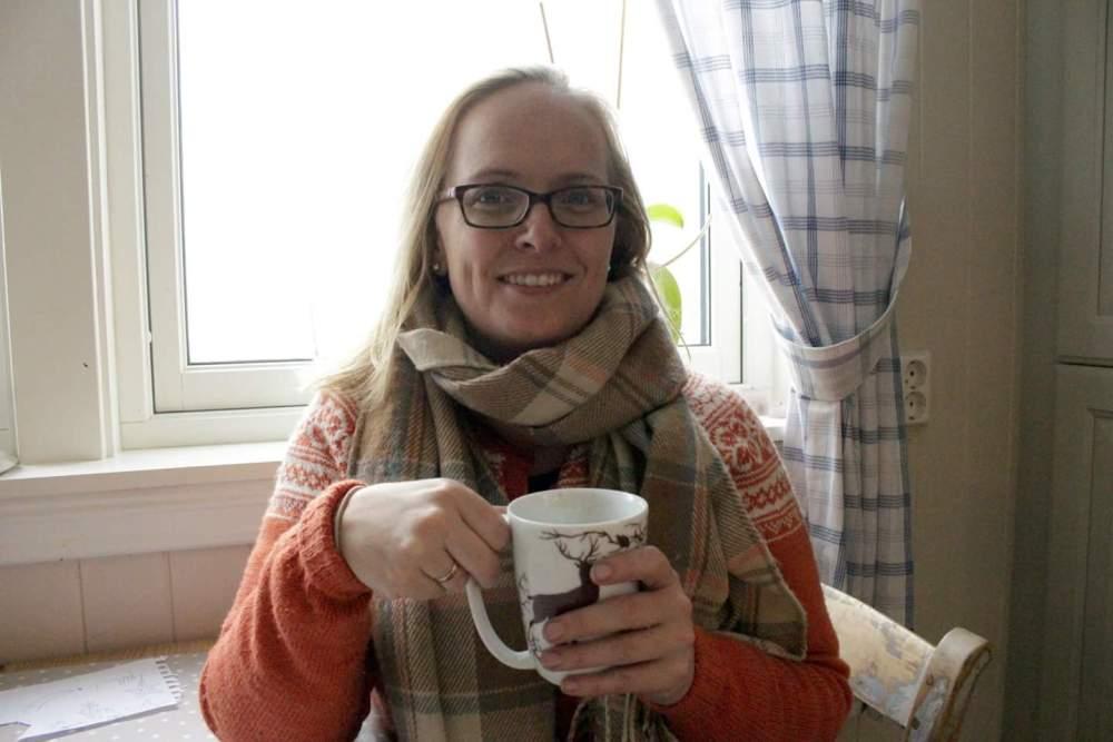 Gluten- og melkefri Inspirasjon - Kathrine Skjelvan