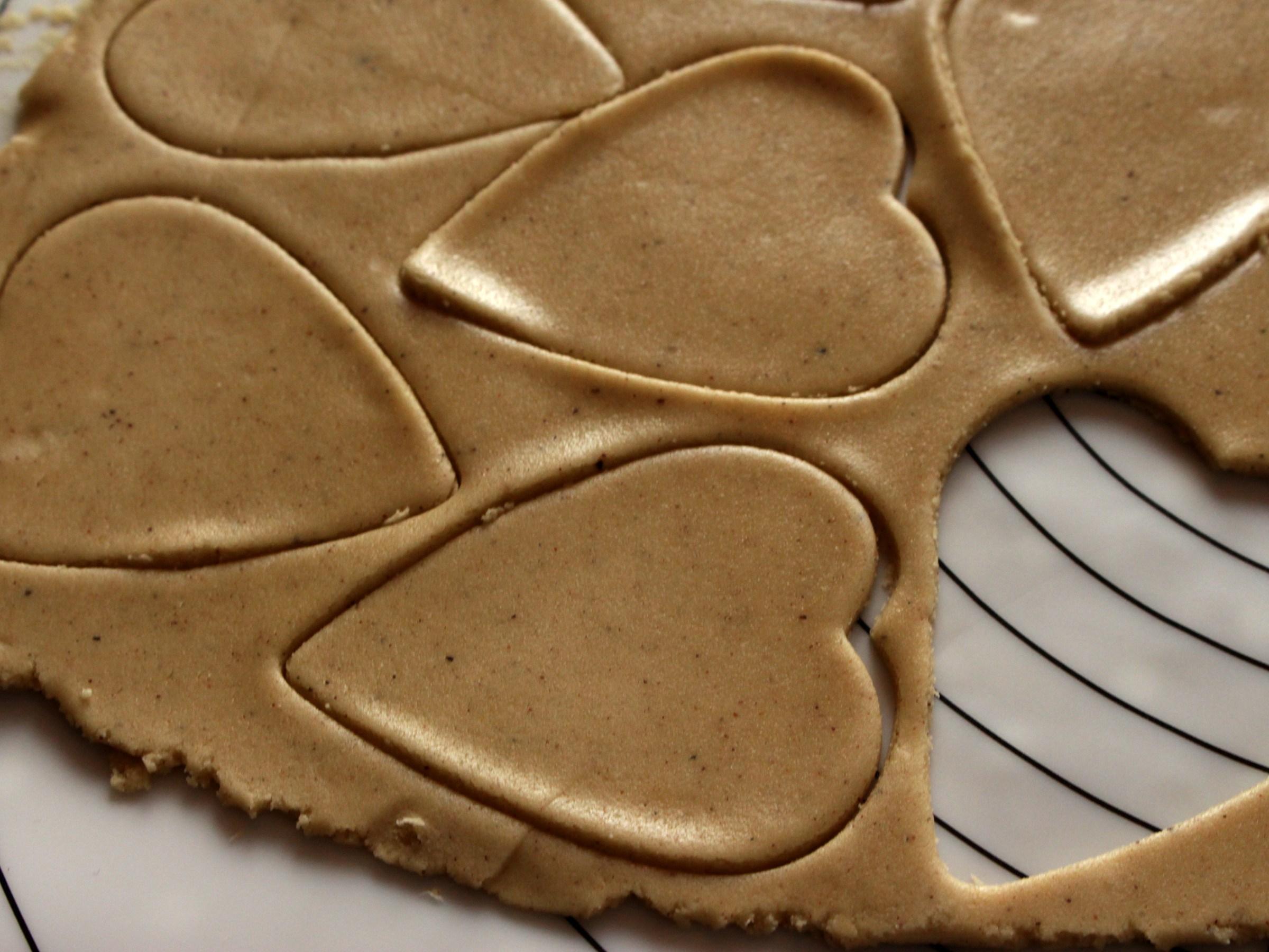 Gluten- og melkefrie julekaker - pepperkaker