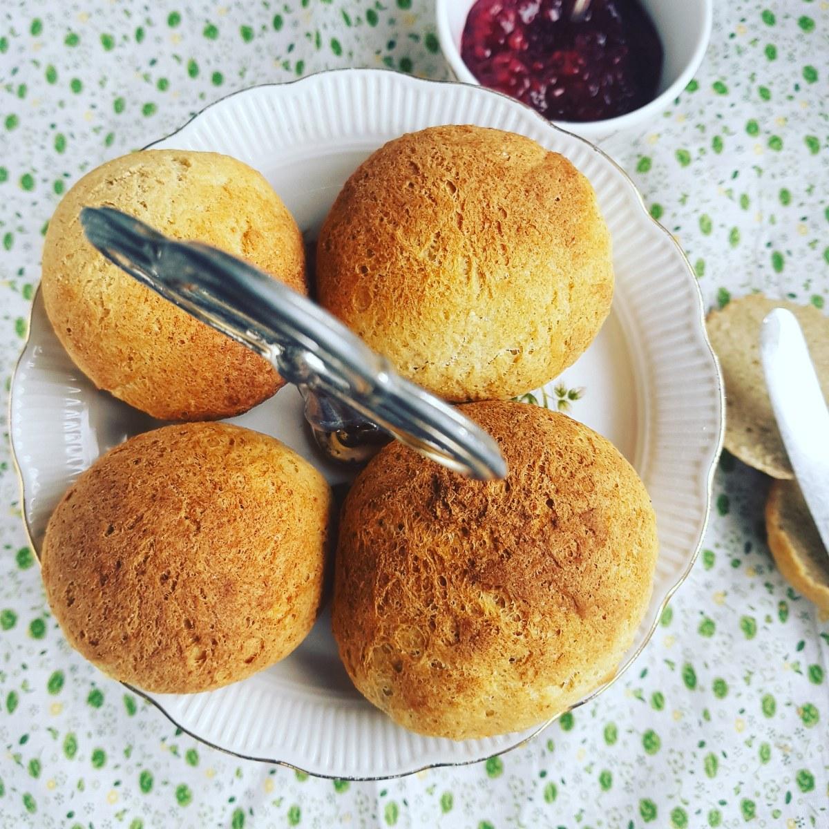 Test: Møllerens glutenfri bollemiks
