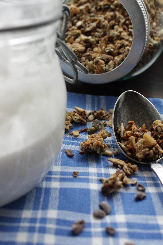 Kokosyoghurt - vegansk yoghurt