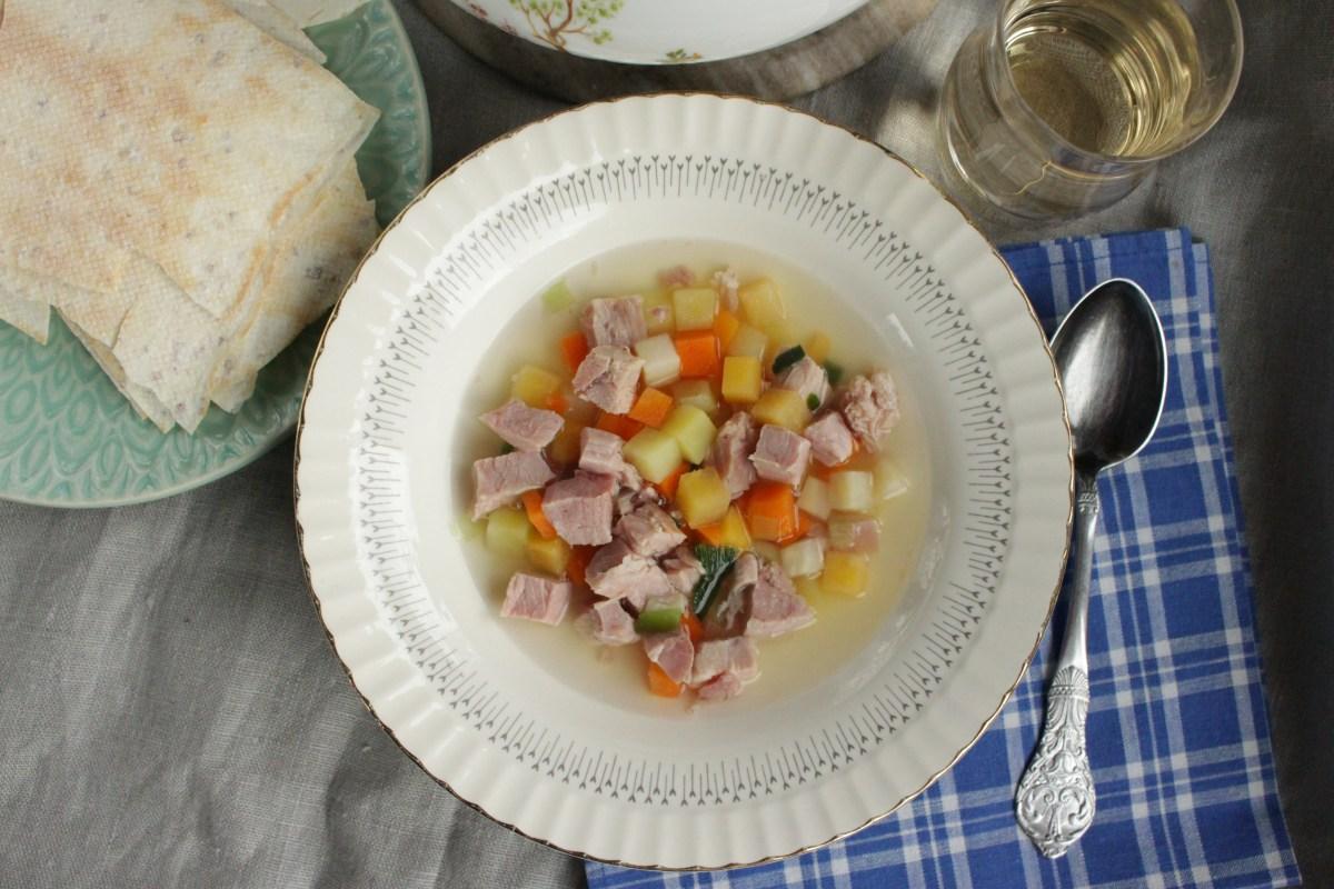 Produkttest: Kjøttsuppe fra Inderøy Slakteri