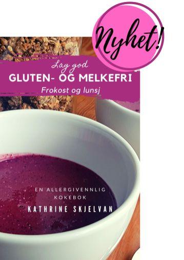 Ny e-bok med frokost og lunsjretter