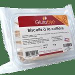 Biscuits cuillere sans gluten GlutaBye