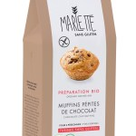Muffin sans gluten Preparation Mix Marlette