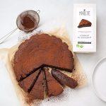Preparation Fondant au chocolat sans gluten Marlette