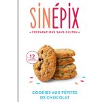 Recette Cookies sans gluten Sinepix