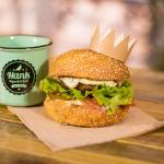Hank Burger Vegan Sans Gluten Paris