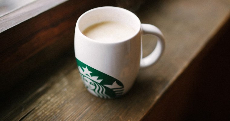 Starbucks milk coffees no longer safe for coeliacs