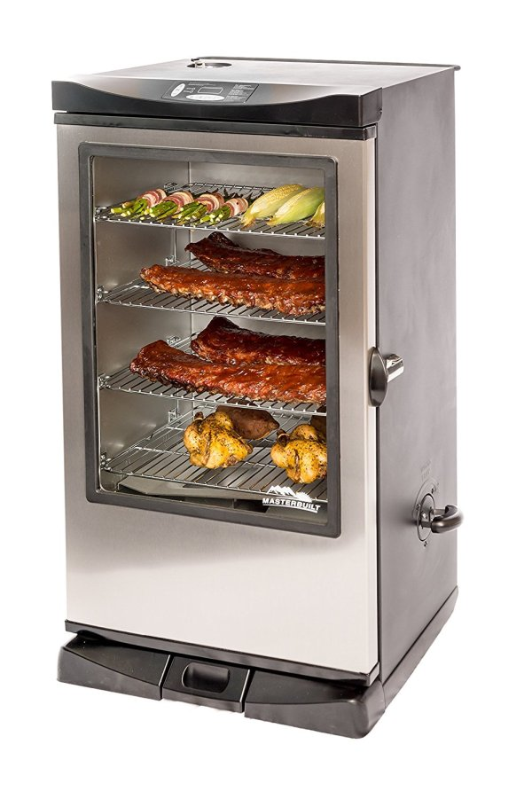 40 Inch Masterbuilt Electric Smoker