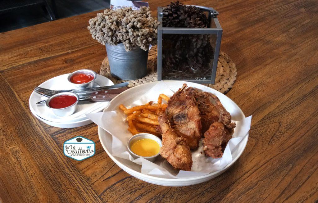Papi's Chicken & Fries, 95k