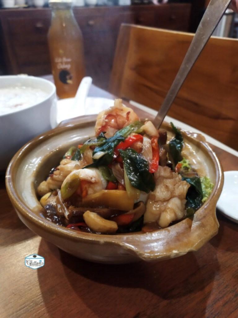 Sapo Tahu Seafood (65k)