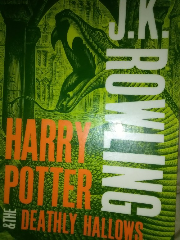 Book: Harry Potter and the Deathly Hallows
