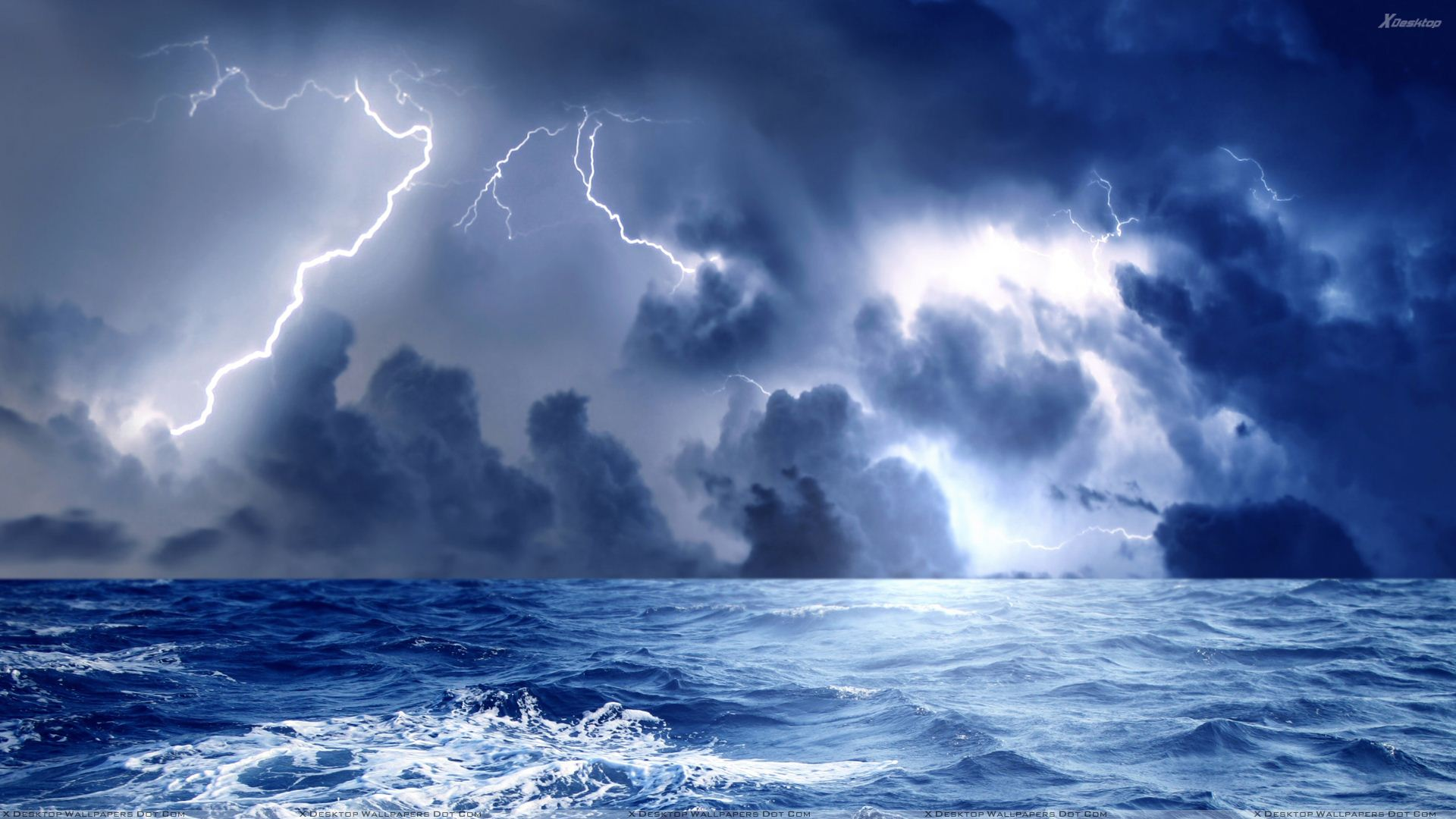 calming the storm glyn