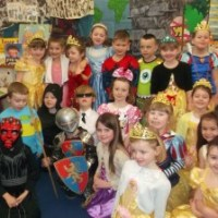 World Book Day in Year 1 A/C