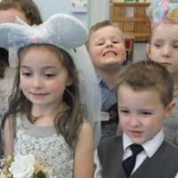 Reception Wedding Bells !
