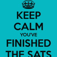 KS2 SATS over for another year!