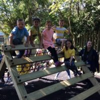New play equipment for key stage 1