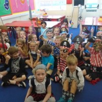 Pirate Day in Y1EB