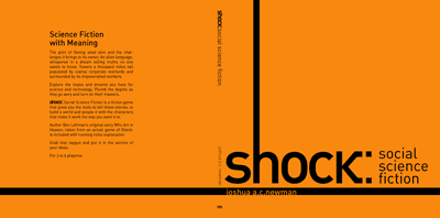 Shock: cover, unfolded