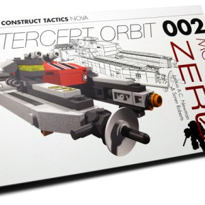 Intercept Orbit cover