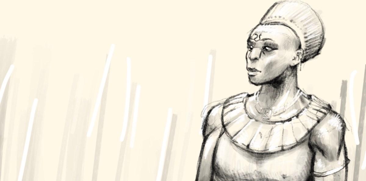 Hanta, the Sacrificial Pharaonic Oarsbearer