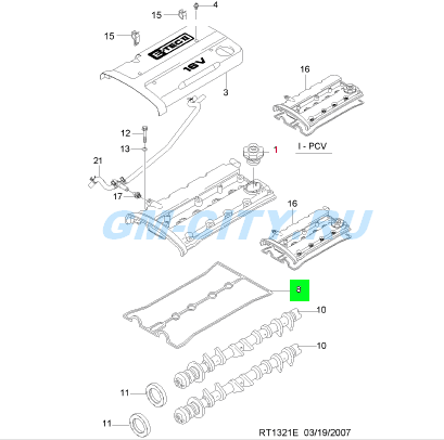 2007 Cadillac Srx Rear Suspension Diagram