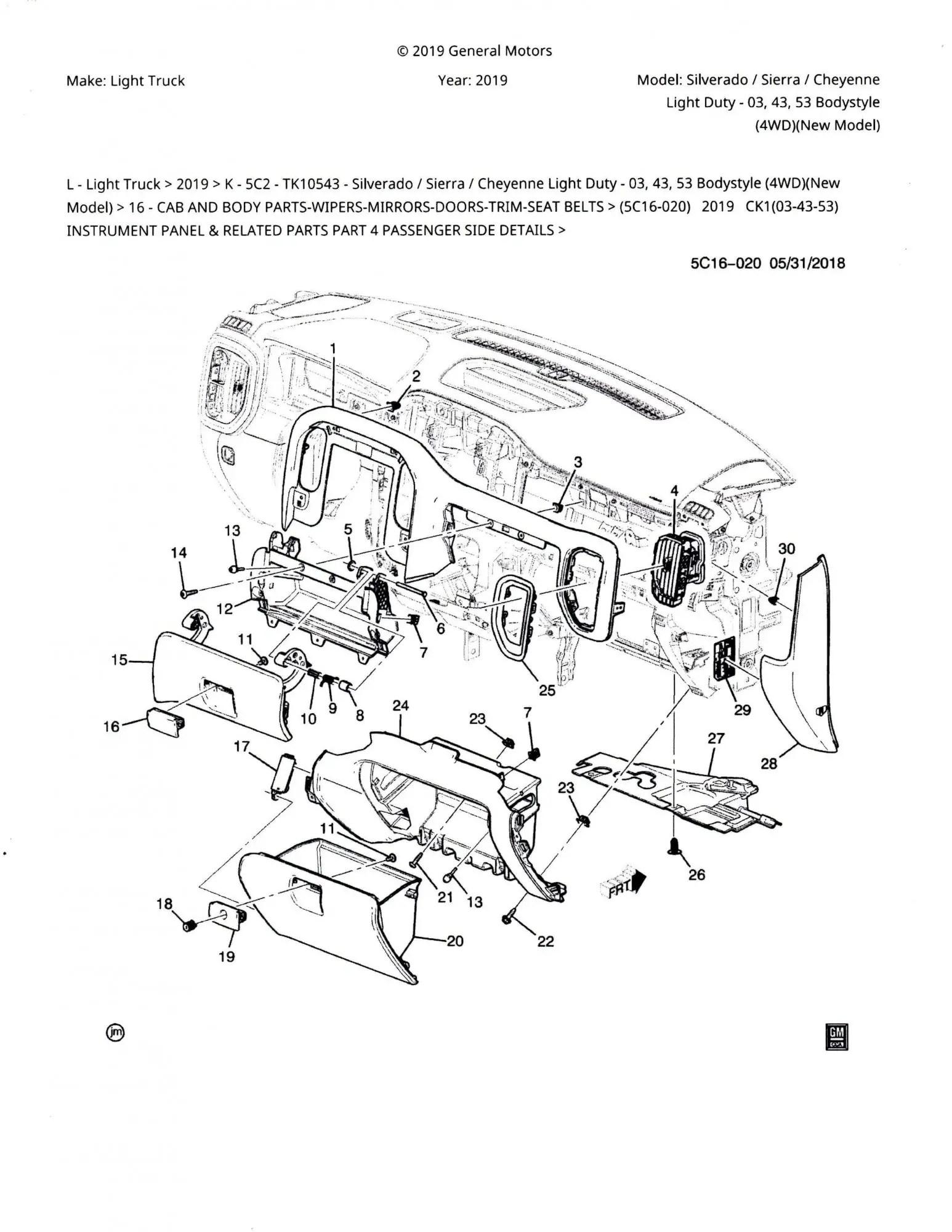 2019 Silverado Radio Wiring Diagram : silverado, radio, wiring, diagram, Anyone, Start, Tearing, Install, Sound, System?, 2019/2020, Silverado, Sierra, GM-Trucks.com