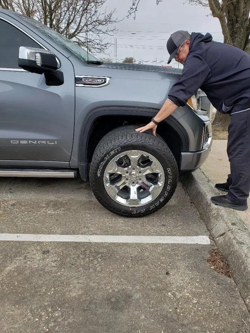 2019 Ram 2500 Wheel Bolt Pattern : wheel, pattern, Wheel, 2019/2020, Silverado, Sierra, GM-Trucks.com
