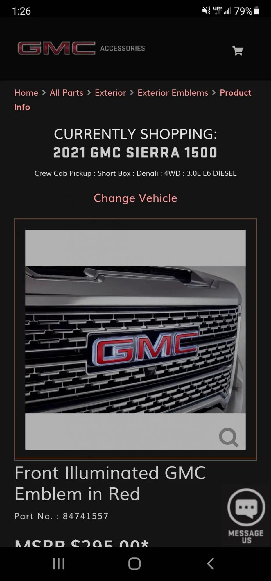 How To Change Crew Emblem : change, emblem, Illuminated, Emblem, 2019/2020, Silverado, Sierra, GM-Trucks.com