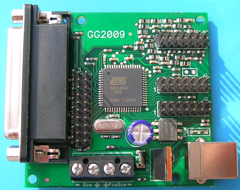 hight resolution of ggc interface installation