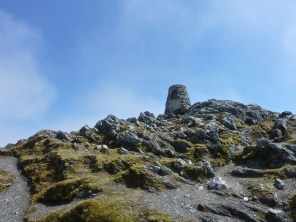 Direction finder on Lawers