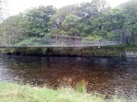 Shoogly bridge over the Orchy