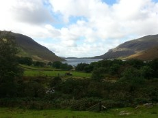 Wastwater from start of ascent